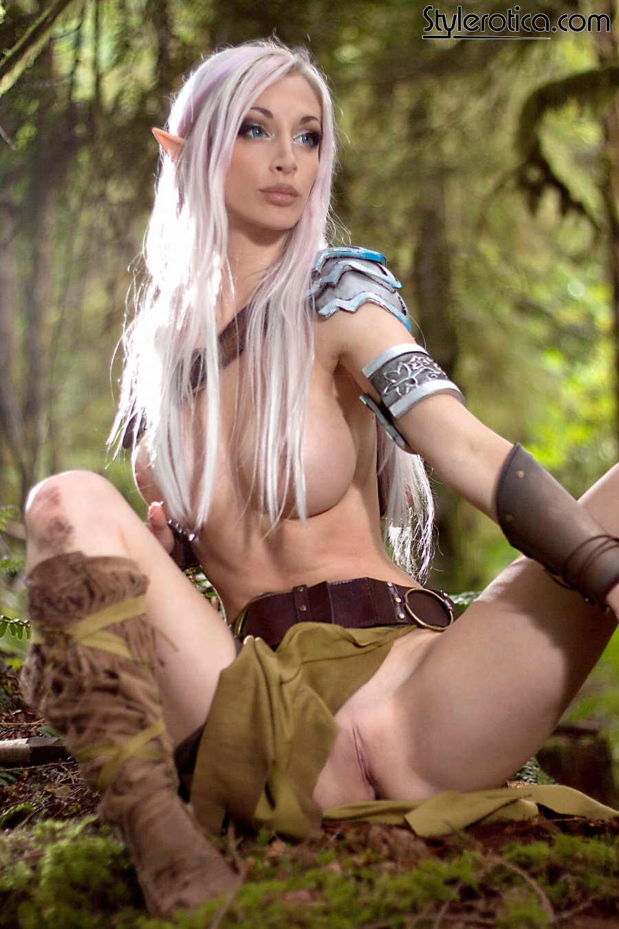 Fantasy hot nude elves pics hentai comics